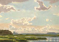 Søen ved Ydermæsgården
